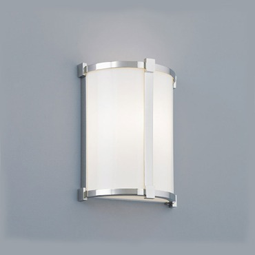 Hatbox Round Wall Sconce