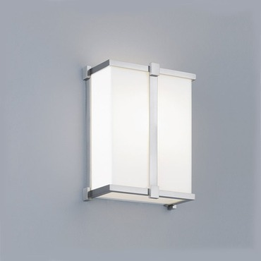 Hatbox Square Wall Sconce