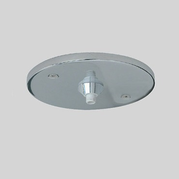 Quick Connect Round Canopy by WAC Lighting   QMP-M1RN-TR-PT