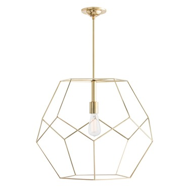 Modern lighting contemporary lighting by arteriors home mara pendant aloadofball Choice Image