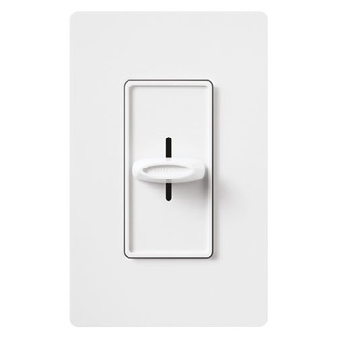 Skylark Slide-to-Off Incandescent Dimmer