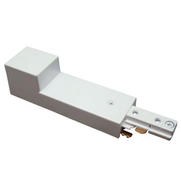 1-Circuit Track LA-8 Surface Conduit End Feed by ConTech   LA-8-P