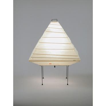 Pyramid Table Lamp by Akari | 5X