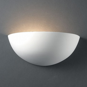 Quarter Square Wall Sconce by Justice Design   CER-1300-BIS