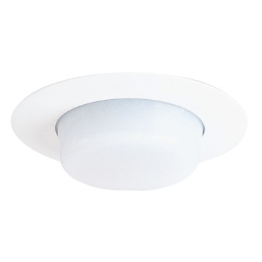 11 Series 4 Inch Drop Opal Lensed Trim by Juno Lighting | 11WH
