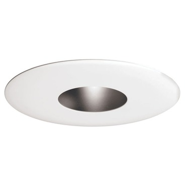 13 Series 4 Inch Pinhole Trim by Juno Lighting | 13-WH