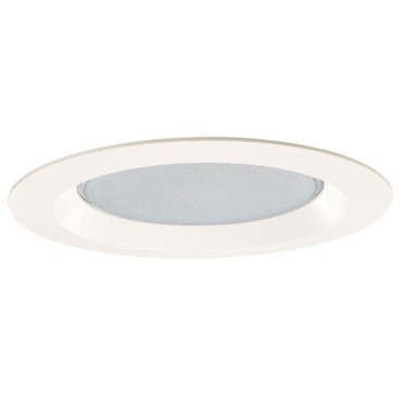 20 Series 6 Inch Albalite Shower Trim by Juno Lighting | 20-wh
