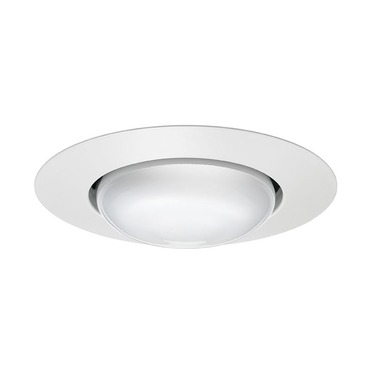 201 Series 5 Inch Inch Open Frame Trim by Juno Lighting   201NWH