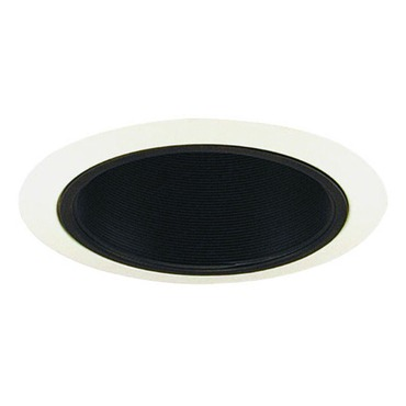 203 Series 5 Inch Deep Baffle Trim by Juno Lighting | 203B-WH