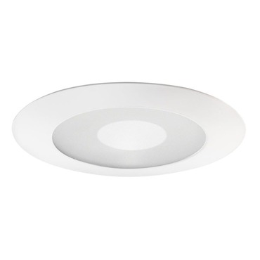 212 Series 5 Inch Lensed Shower Trim by Juno Lighting | 212N-wh