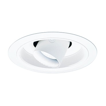 226 Series 6 Inch Cylinder Spotlight Trim by Juno Lighting | 226w-wh