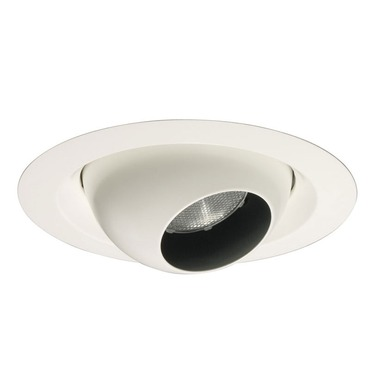 228 Series 6 Inch Regressed Eyeball Trim by Juno Lighting | 228WH