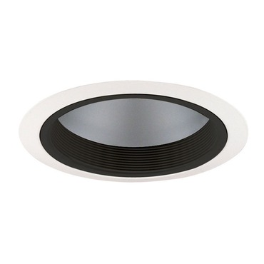 230 Series 6 Inch Economy Reflector With Baffle Trim