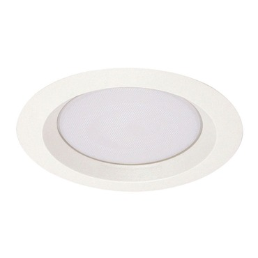 240 Series 6 Inch Albalite Lensed Trim  by Juno Lighting | 240WH