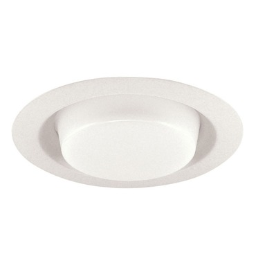241 Series 6 Inch Drop Opal W / Reflector Trim