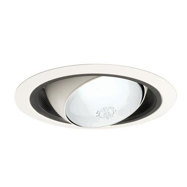 249 Series 6 Inch Regressed Eyeball Trim by Juno Lighting | 249BWH