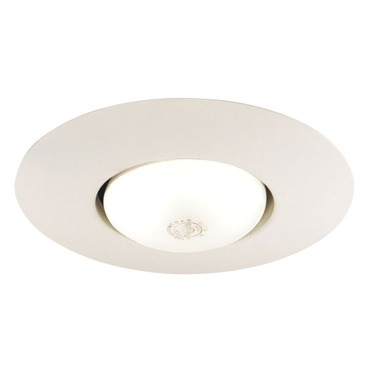 250 Series 6 Inch Open Frame Trim by Juno Lighting | 250-wh