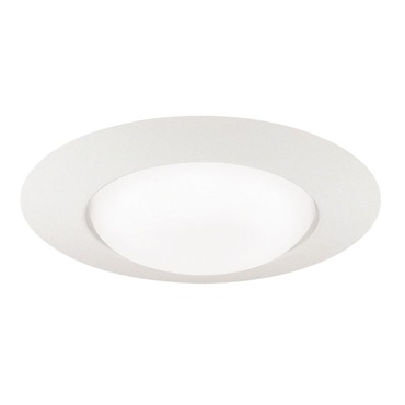 251 Series 6 Inch Open Frame Trim by Juno Lighting | 251-WH