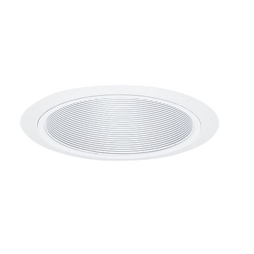 254 Series 6 Inch Deep Baffle Trim by Juno Lighting | 254W-WH