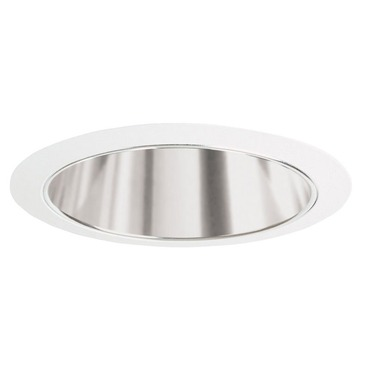 257 Series 6 Inch Deep Cone Trim by Juno Lighting | 257C-WH