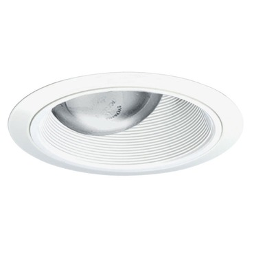 264 Series 6 Inch Adjustable Tapered Baffle Trim by Juno Lighting | 264w-wh