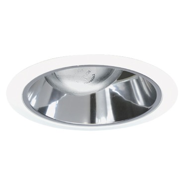 267 Series 6 Inch Adjustable Tapered Cone Trim by Juno Lighting | 267C-WH