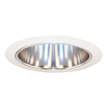 27 Series 6 Inch Tapered Cone Trim by Juno Lighting | 27c-wh