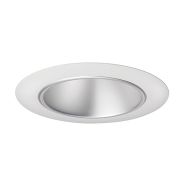 432 Series 3 Inch Lensed Shower Downlight by Juno Lighting | 432NHZ-WH
