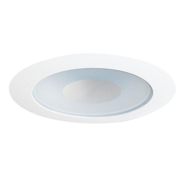 441 Series 4 Inch Adjustable Lensed Shower Trim by Juno Lighting | 441w-wh
