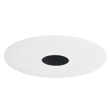 443 Series 4 Inch Pinhole Trim by Juno Lighting | 443BWH