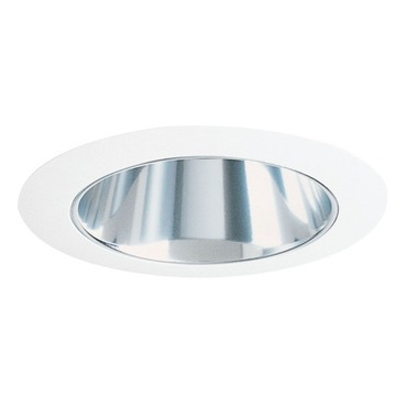 447 Series 4 Inch Adjustable Cone Trim by Juno Lighting | 447c-wh