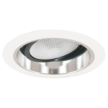 467 Series 6 Inch Adjustable Cone Trim by Juno Lighting | 467CWH