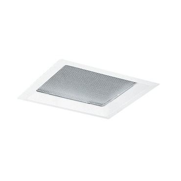 60 Series 8 Inch Square Crystal Diffuser Trim by Juno Lighting   60WH