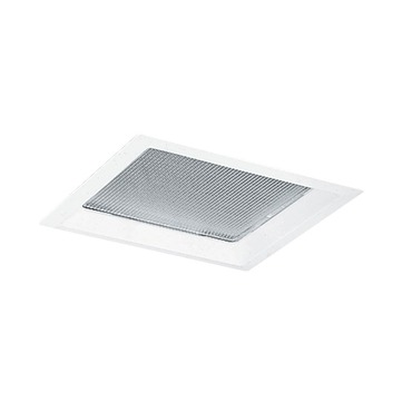 70 Series 10 Inch Square Crystal Diffuser Trim by Juno Lighting | 70-wh