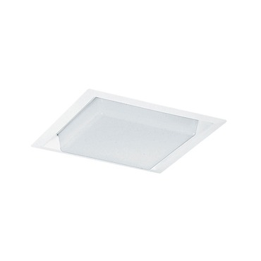 71 Series 10 Inch Square Drop Trim by Juno Lighting | 71-wh