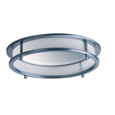 9524 Series 6 Inch Metal Band Trim by Juno Lighting | 9524-sc