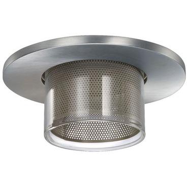 4150 Series 4 Inch Glass Cylinder Trim by Juno Lighting | 4150MESHSC