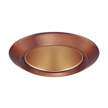 4104 Series 4 Inch Beveled Cone Trim by Juno Lighting | 4104WHZABZ