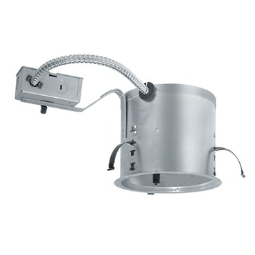 IC21R 6 Inch IC Remodel Shallow Housing by Juno Lighting | IC21R
