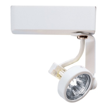 R731 Trac-Lites Gimbal Ring Low Voltage MR16 Lamp Holder by Juno Lighting | r731wh