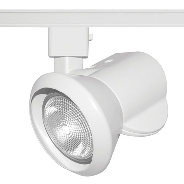 T220 Trac-Master Enclosed Close-Up Head by Juno Lighting | t220wh