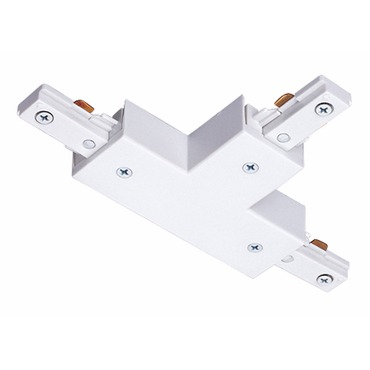 T25 Trac-Master T Connector by Juno Lighting | t25wh