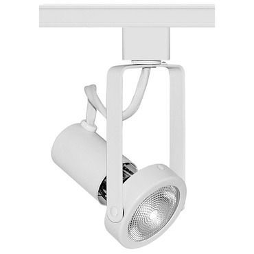 T362 Trac-Master Open Back Line Voltage PAR20 Lamp Holder by Juno Lighting | T362WH