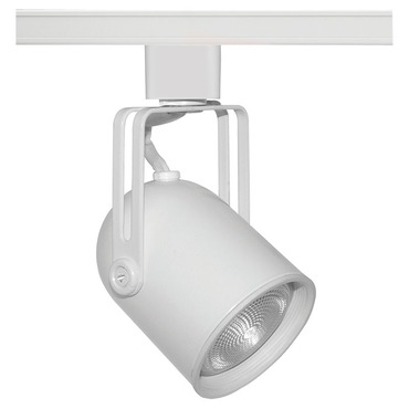 T420 Mini PAR16 Round Back Trac Master Lamp Holder  by Juno Lighting | t420w-wh