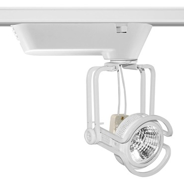 T430 Wireform MR16 Trac Master Low Voltage Lamp Holder by Juno Lighting | T430WH