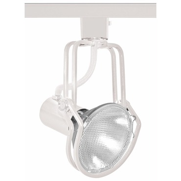 T435 PAR30 Wireform Track Fixture 120V by Juno Lighting | T435WH