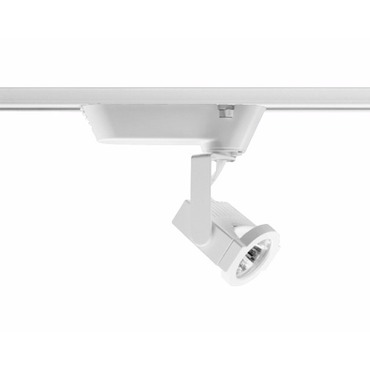 T443 Trac-Master Low Voltage Notch Back Head by Juno Lighting | T443WH