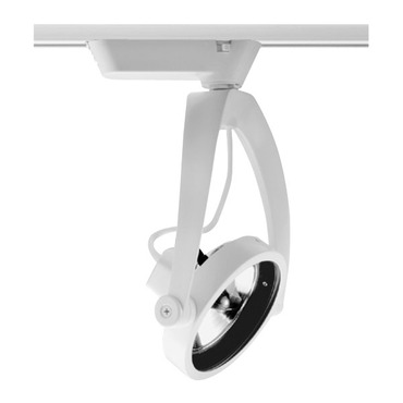 T485 AR111 Wishbone Track Fixture 12V by Juno Lighting   T485WH