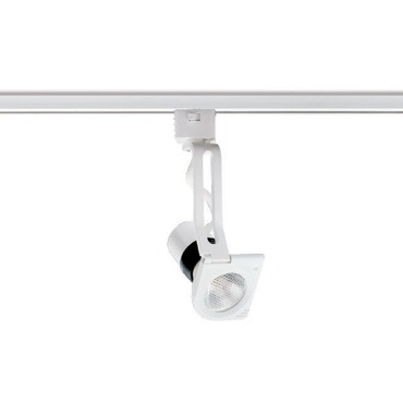 T611 Trac-Master Straps Head by Juno Lighting | t611wh