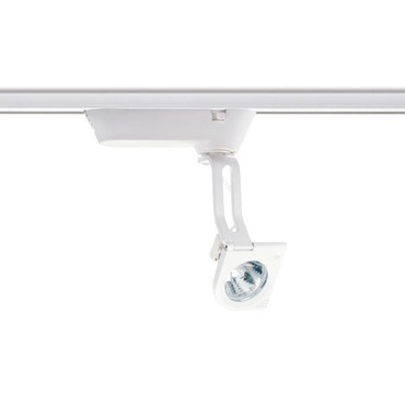 T621 Trac-Master Straps Low Voltage MR16 Lamp Holder by Juno Lighting | T621WH